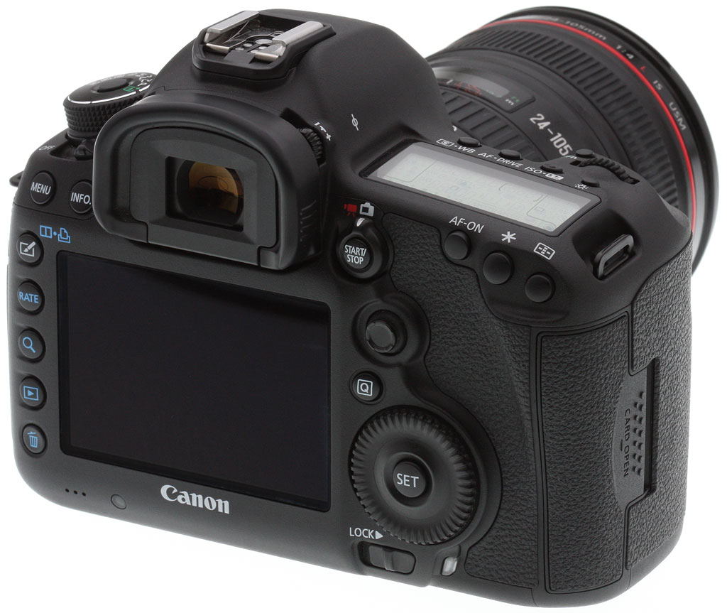 Canon 5d mark iii review for Canon 5d mark i