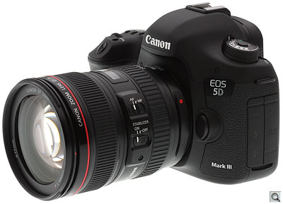 Canon 5D Mark III Review
