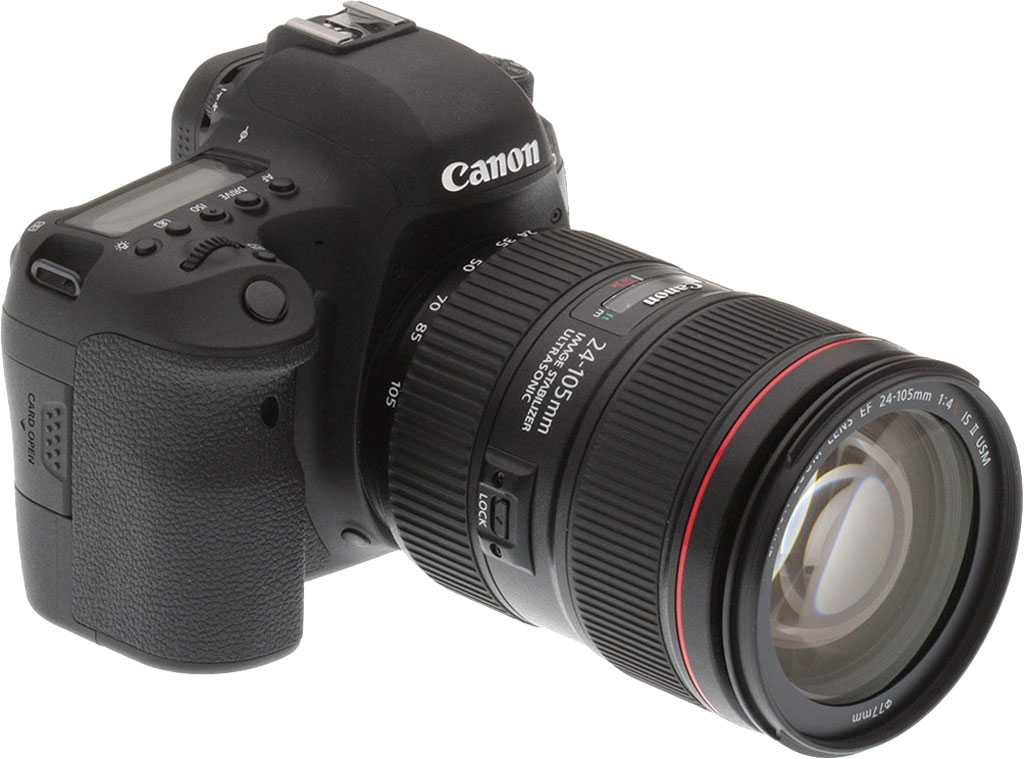 Experience canon pdf 6d