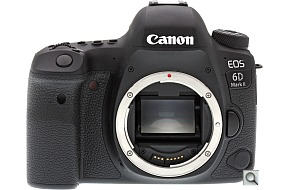 image of the Canon EOS 6D Mark II digital camera