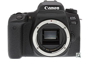 image of the Canon EOS 77D digital camera