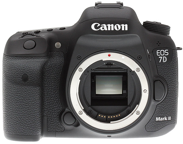 Canon 7D Mark II Review - Pre-production Unit