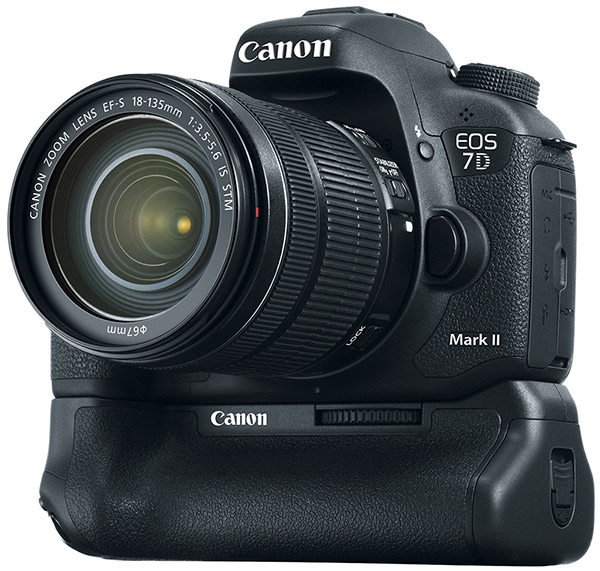 Canon 7D Mark II Review