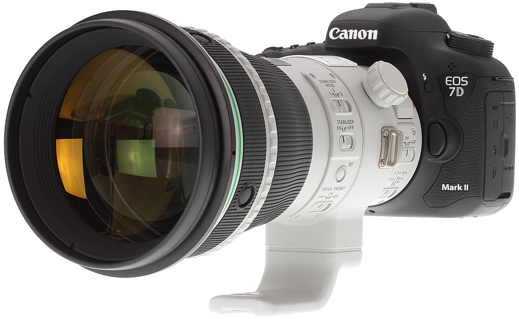 Canon 7D Mark II Review - Field Test Part I
