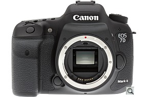image of the Canon EOS 7D Mark II digital camera