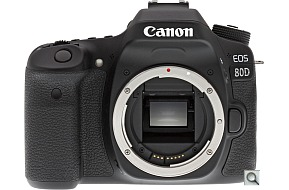 image of the Canon EOS 80D digital camera