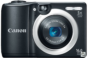 image of Canon PowerShot A1400