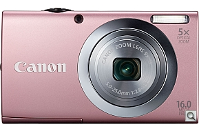 image of Canon PowerShot A2400 IS