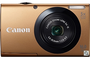 image of Canon PowerShot A3400 IS