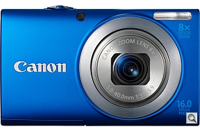 image of Canon PowerShot A4000 IS
