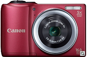 image of Canon PowerShot A810