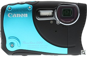 image of Canon PowerShot D20