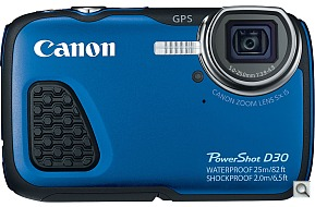 image of Canon PowerShot D30