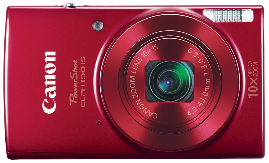 Canon 190 IS Review