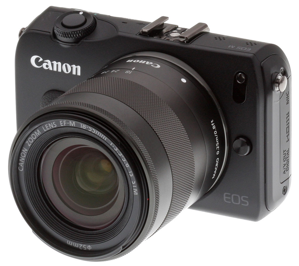canon eos m review video rh imaging resource com Canon EOS M Body Only Canon EOS 7D