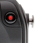 Canon EOS M review -- Strap lugs