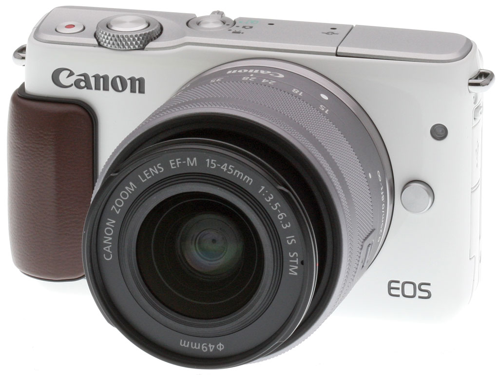 Canon Eos M10 Review M100 Kit 15 45mm 22mm Kamera Mirrorless White The Goal Of Is To Provide Step Up Users Be It From Just A Smartphone Or Compact Camera With Interchangeable Lens Image