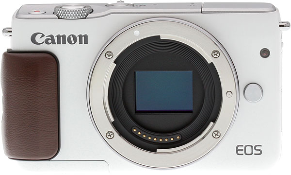 Canon EOS M10 Review -- Product Image