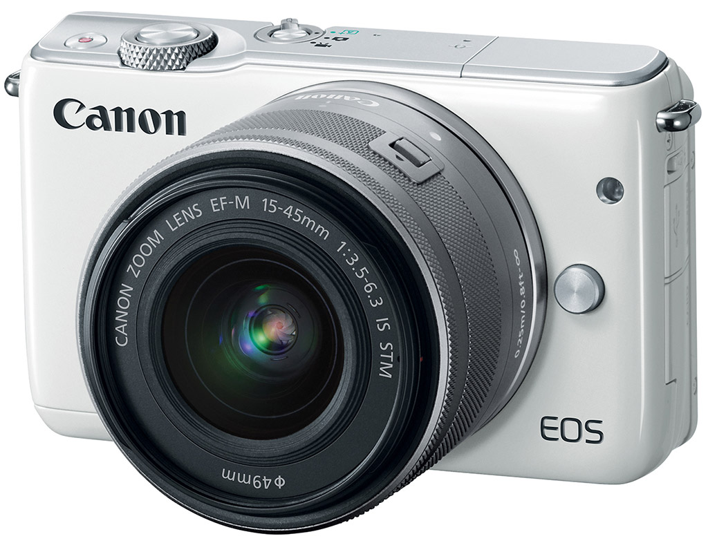 Canon EOS M10 Review: Now Shooting!