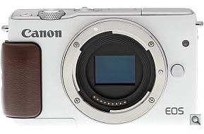 image of the Canon EOS M10 digital camera