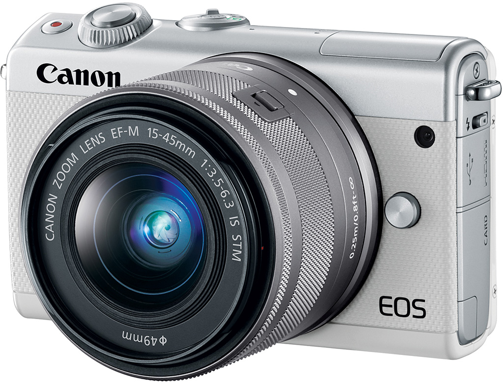 Canon EOS M100 Review