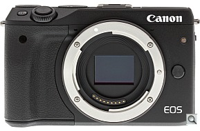 image of the Canon EOS M3 digital camera