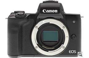 image of the Canon EOS M50 digital camera