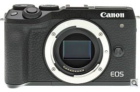 image of Canon EOS M6 Mark II