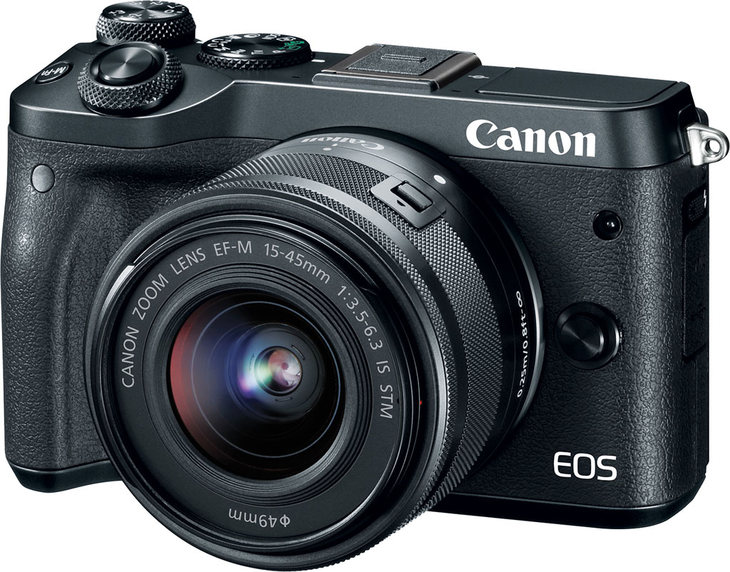 Canon EOS M6 Review: Now Shooting!