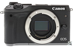 image of the Canon EOS M6 digital camera
