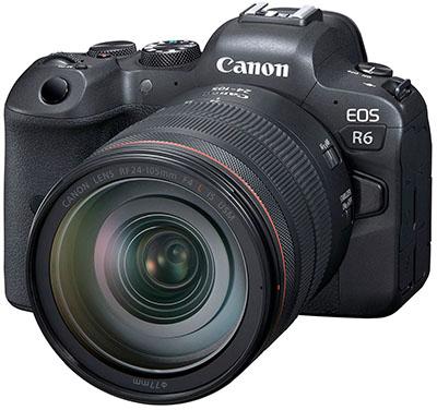 Nikon Z6 Review -- Product Image