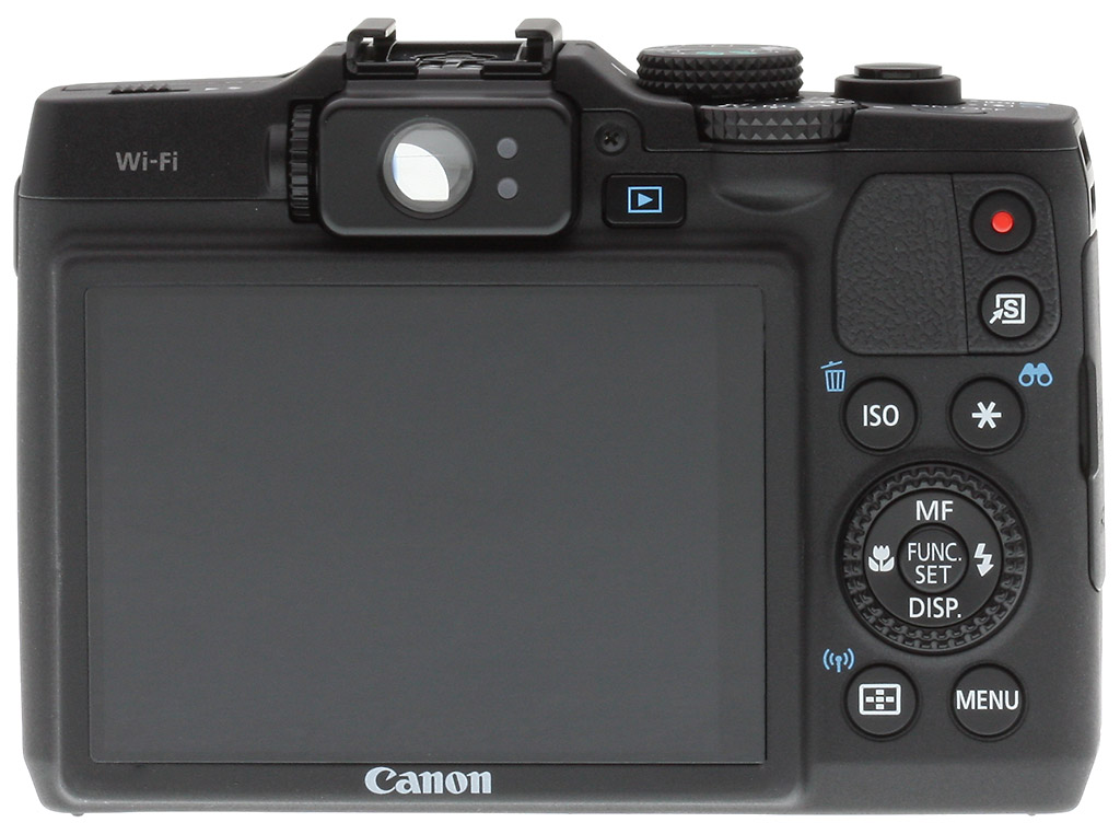 Canon g16 review back view
