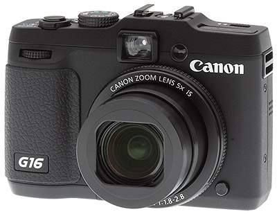 Canon G16 Review -- beauty shot