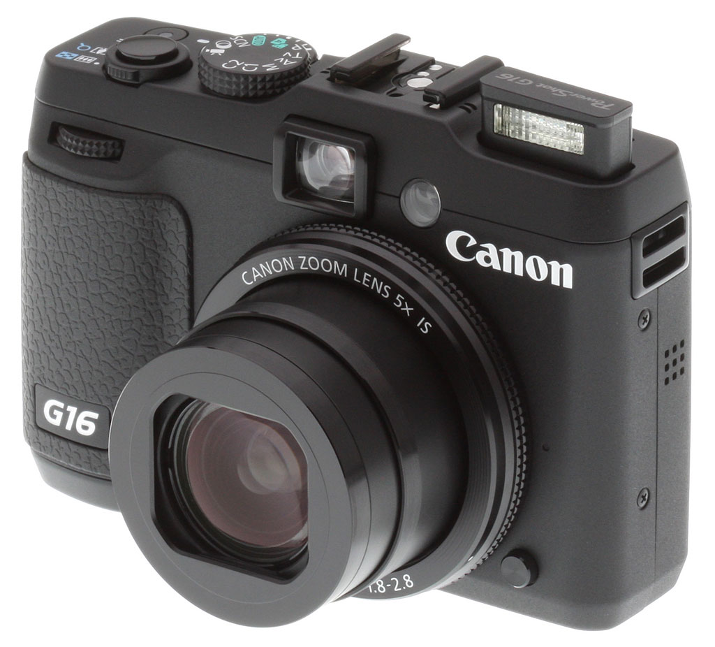 Canon g16 review flash