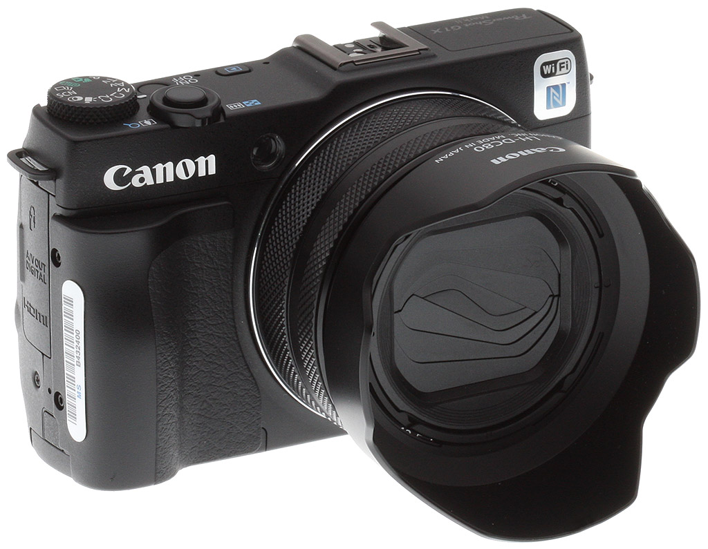 Canon G1X Mark II Review