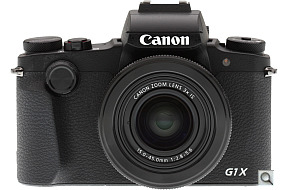 image of Canon PowerShot G1 X Mark III