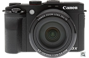 image of the Canon PowerShot G3 X digital camera