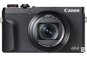 image of Canon PowerShot G5 X Mark II