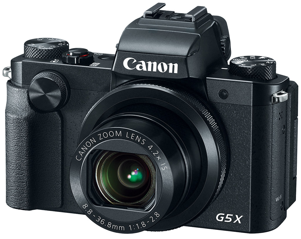 Canon G5X Review: Now Shooting!