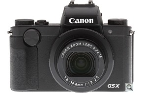 image of the Canon PowerShot G5 X digital camera