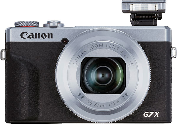 Canon G7X Mark III Review  -- Product Image