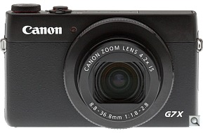 image of the Canon PowerShot G7 X digital camera