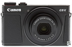 image of the Canon PowerShot G9 X Mark II digital camera