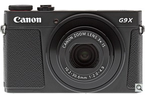 image of the Canon PowerShot G9 X digital camera