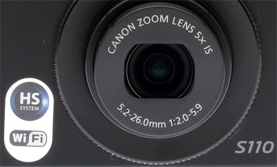 Canon S110 Review