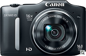 image of Canon PowerShot SX160 IS