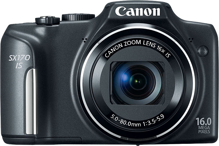 Canon Sx170 Review