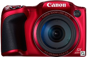 image of Canon PowerShot SX400 IS