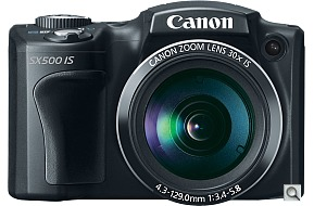 image of Canon PowerShot SX500 IS