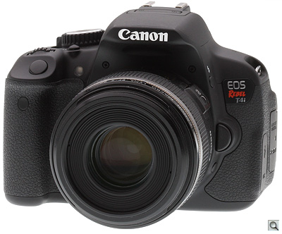 the canon rebel t4i is just my kind of camera before the canon t4i was